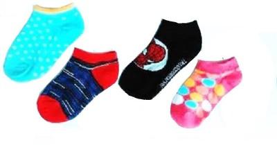Aishnee Baby Girl's Ankle Length Socks