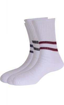 Arrow Men's Striped Mid-calf Length Socks