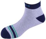 Arrow Men's Striped Low Cut Socks