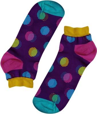 Happy Socks Men,s Ankle Length Socks