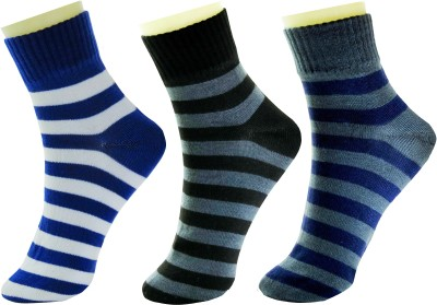 Neska Moda Mens Ankle Length Socks