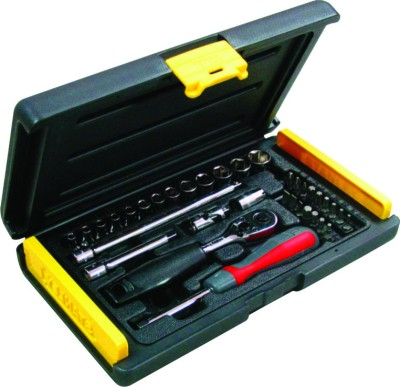 Stanley 1 89 033 Socket and Bit Set (35 PC)