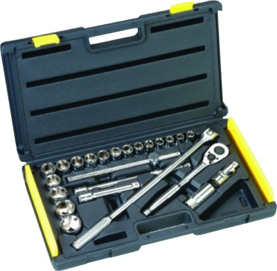 Stanley Socket Set(Pack of 25)