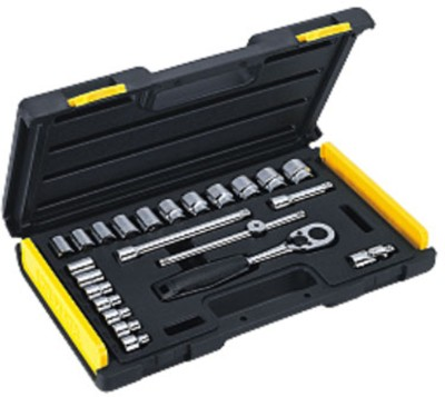 Stanley 1-89-035 Metric Socket Set (24 Pc)