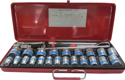 Taparia S-14M Square Socket Set (27 Pc)