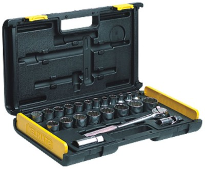 Stanley 86-477 26 Piece 12 Point Socket Set