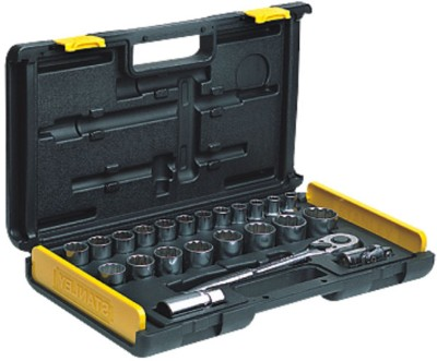 Stanley Socket Set(Pack of 26)