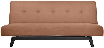 @home by Nilkamal Drew Solid Wood Double Sofa Bed