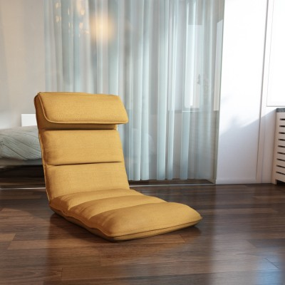 Camabeds Soffino Recliner Fabric Single Sofa Bed