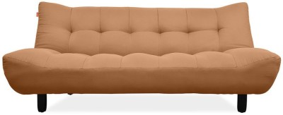@home by Nilkamal Max Solid Wood Double Sofa Bed
