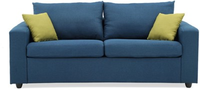 Urban Ladder Condesa Fabric Double Sofa Bed(Finish Color - NA Mechanism Type - Pull Out)