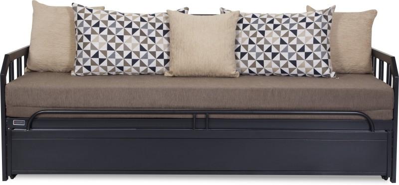 Sofa Bed Furniturekraft Scb8035 With Grey Mattress Metal