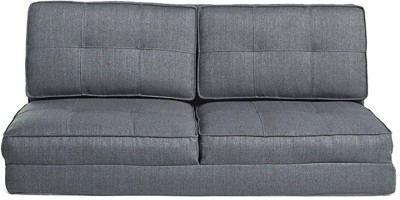 Urban Ladder Desso Fabric Single Futon(Finish Color - NA Mechanism Type - Fold Out)