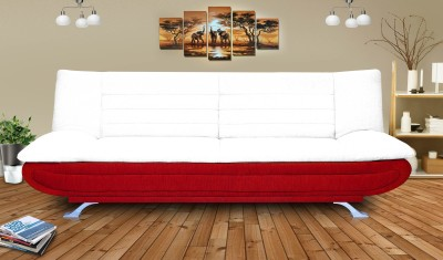 Dolphin Solid Wood Double Sofa Bed