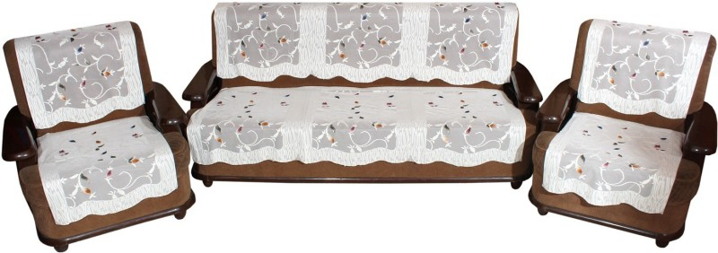 Yellow Weaves WI671 Sofa Fabric(White 1.78 m)