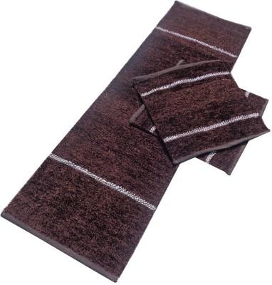 Yellow Weaves B60 Anti-Slip Sofa Fabric(Brown 2 m)