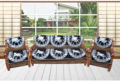 SHIV KIRPA SC012 SC012 Sofa Fabric(Multicolor 1.7 m)