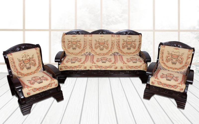 Yellow Weaves WI632 Sofa Fabric(Multi 1.78 m)