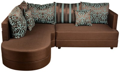 HomeTown Colorado Rhs Fabric 4 Seater Sectional