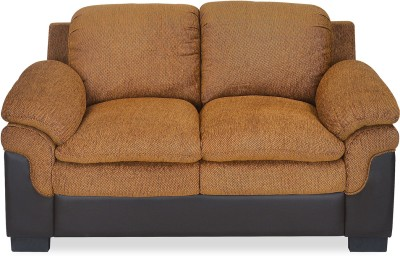 @home by Nilkamal Synthetic Fiber 2 Seater Sofa
