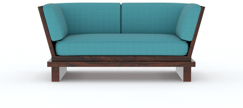 View Tezerac Solid Wood 2 Seater Sofa(Finish Color - Brown) Furniture (Tezerac)