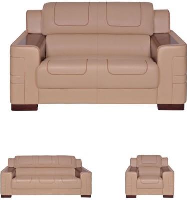 Evok Vienna Leatherette 2 Seater Sofa