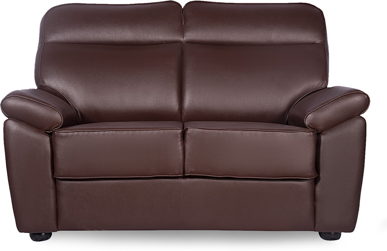 Godrej Interio Planteous Leatherette 2 Seater Sofa Finish Color