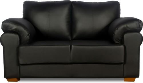 Buy Godrej Interio Milan Plus Leather 2 Seater Sofa Finish Color