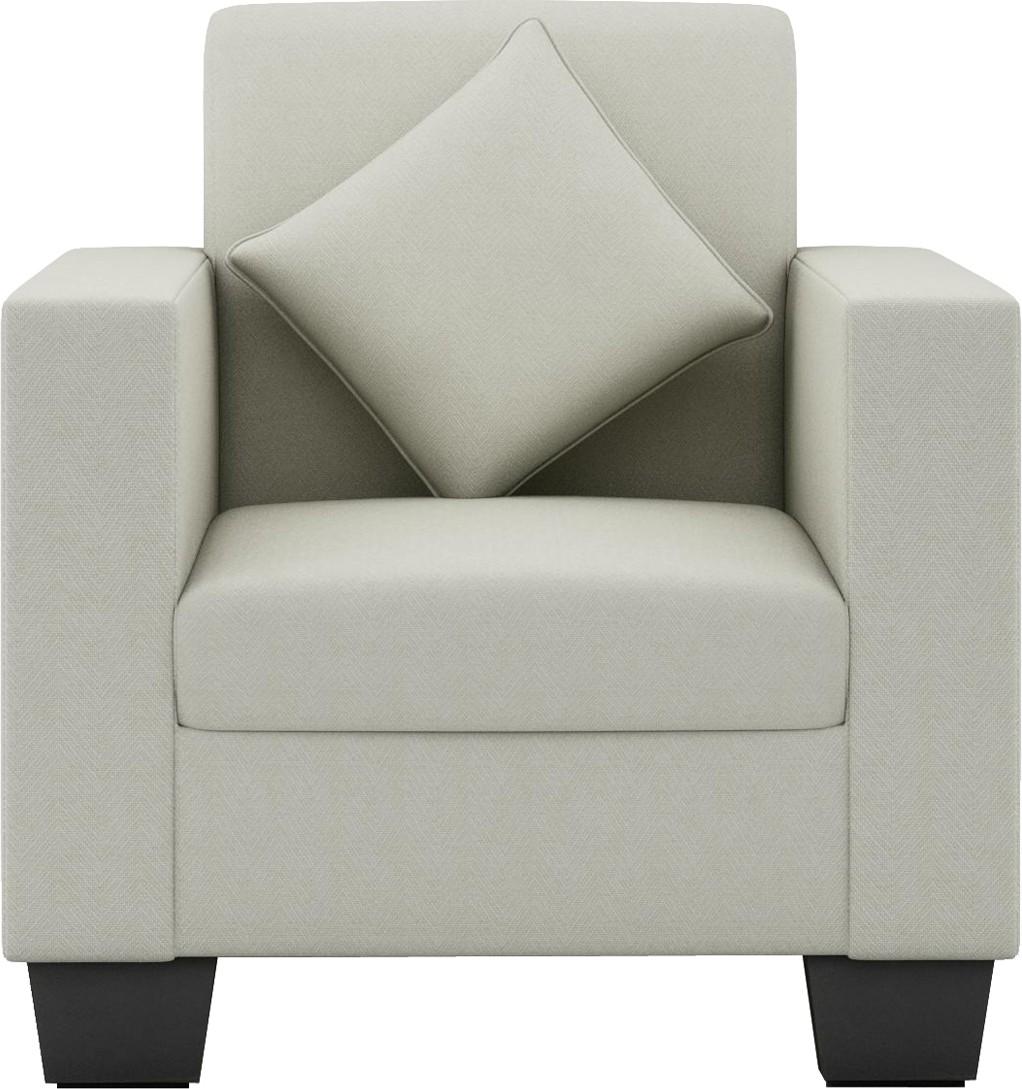 ARRA Fabric 1 Seater Sofa