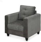 Royal Oak Falcon Fabric 1 Seater Sofa (F...