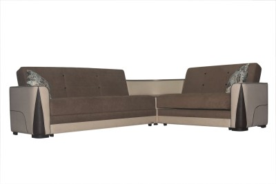 Nesta Furniture Eda Fabric 5 Seater Sectional