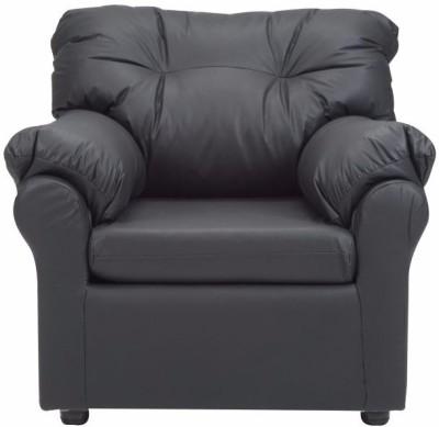FabHomeDecor Fabric 1 Seater Sofa