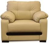 Homecity MOBIL Leatherette 1 Seater Sofa...
