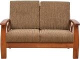 HomeTown Winston Solid Wood 2 Seater Sof...