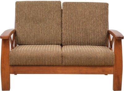 HomeTown Winston Solid Wood 2 Seater Sofa