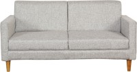 Kurlon Bounce Fabric 3 Seater Sofa(Finish Color - Grey)