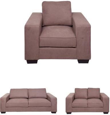Evok Zaira Fabric 1 Seater Sofa