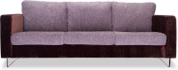 Durian Clinton Fabric 3 Seater Sofa(Finish Color - UTOPIA GREY/BISTRE)