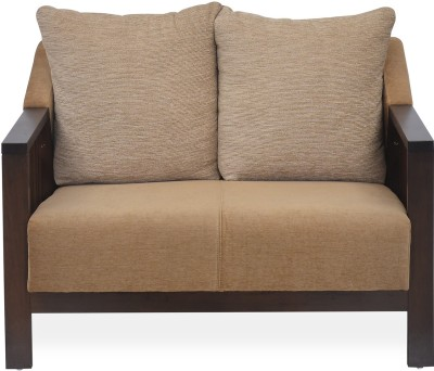 @home by Nilkamal Chevy 2S Solid Wood 2 Seater Sofa