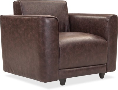 Durian ALFRED/1 Leatherette 1 Seater Sofa