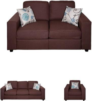 Evok Fabio 2 Seater Fabric 2 Seater Sofa