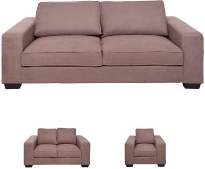 Evok Zaira Fabric 3 Seater Sofa