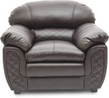 HomeTown Mirage_br Leatherette 1 Seater ...