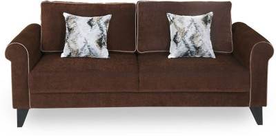 @home by Nilkamal Shelby Fabric 3 Seater Sofa