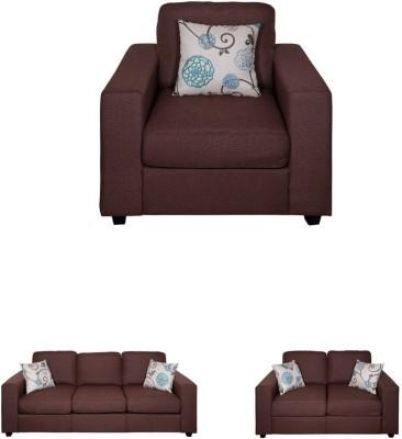 Evok Fabio 1 Seater Fabric 1 Seater Sofa