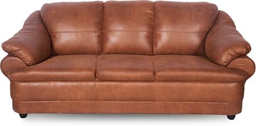 Buy Godrej Interio Jineiro Leatherette 3 Seater Sofa Finish Color