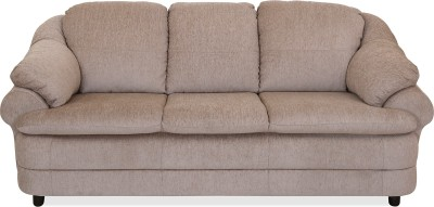 @home by Nilkamal Rachel3 Fabric 3 Seater Sofa
