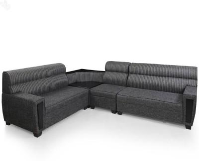 Royal Oak Geneva Solid Wood 5 Seater Sofa