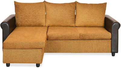 @home by Nilkamal Coral Fabric 3 Seater Sectional