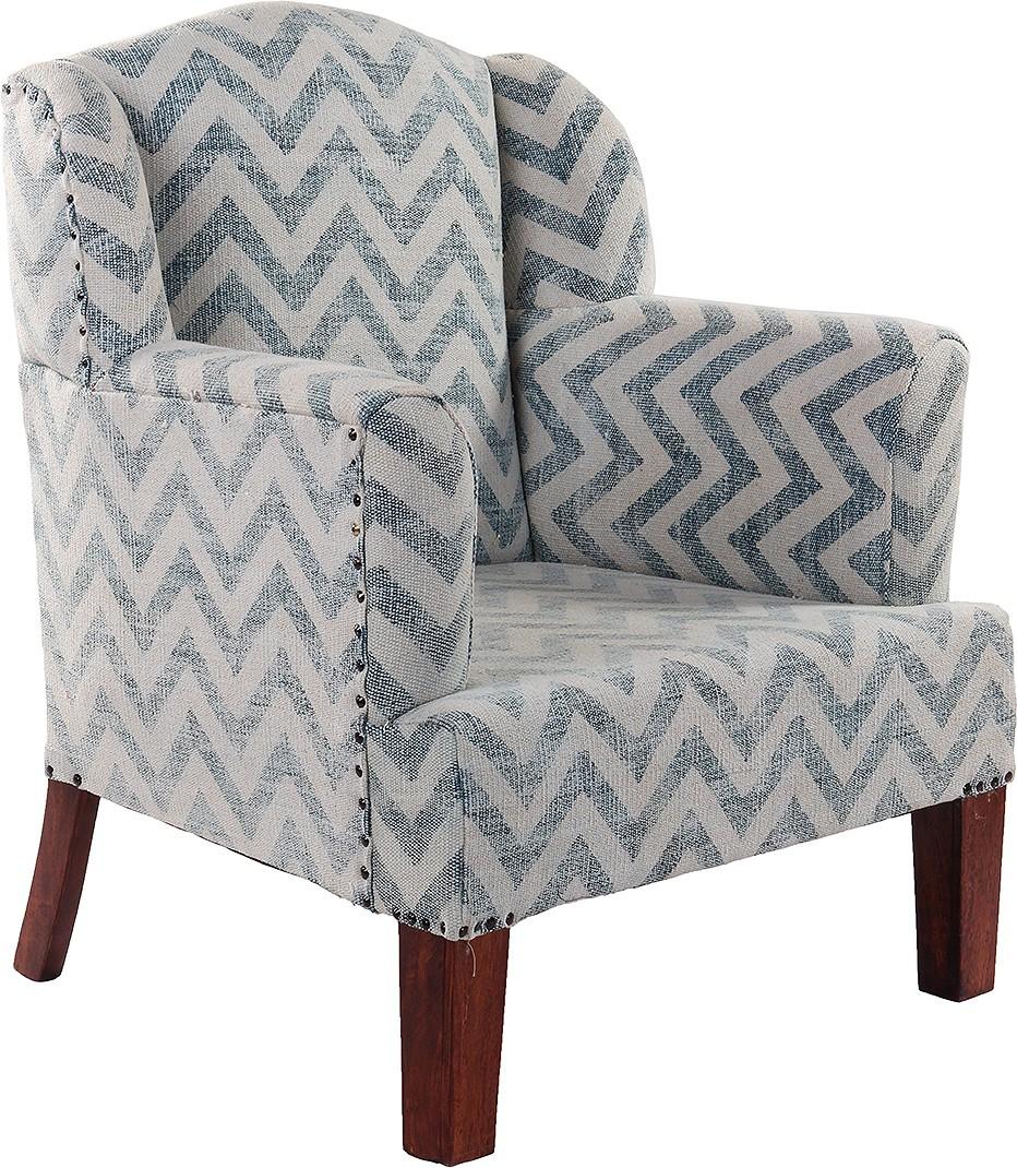 View Natural Fibres Export Solid Wood 1 Seater Sofa(Finish Color - Brown) Furniture (Natural Fibres Export)